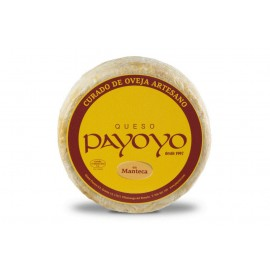 Payoyo cheese 100% sheep impregnated with pork lard