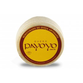Payoyo cheese semi-cured 100% sheep
