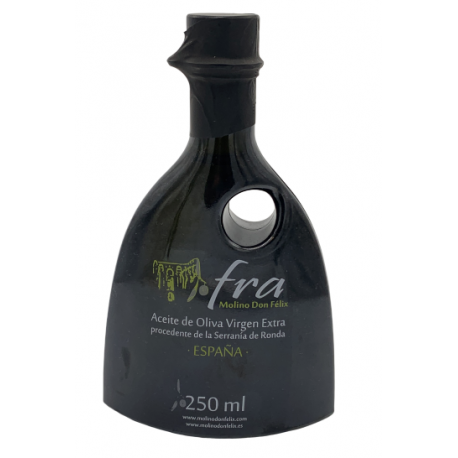 Oil olive Picual Fra in glass 250ml from Ronda