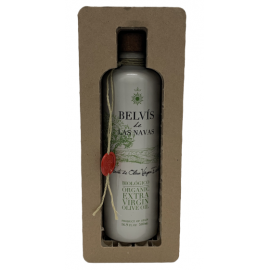 Oil olive Ecologic Belvís de Las Navas from Istán bottle 500ml