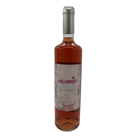 Rose wine brand Lagarejo from Ronda