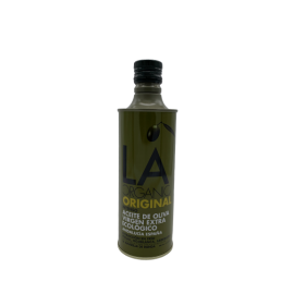 Olive oil intense LA Organic tin 500ml