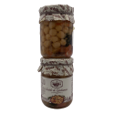 Cooked chickpeas tin 1/2 kg Rosara