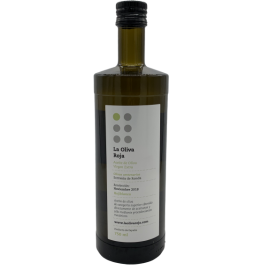 Oil olive hojiblanca bottle La Oliva Roja 500ml