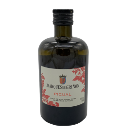 Oil olive variety Picual Marquez de Griñon 500ml bottle