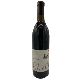 Red wine DV iusta varieted 100% Garnacha bottle 750ml