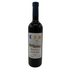 Red wine Morosanto Lunera from Ronda bottle 750ml.
