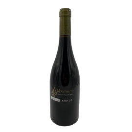 Red wine Morosanto Selection from Ronda bottle 750ml.