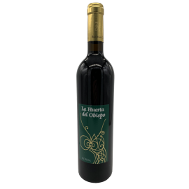Red wine Huerta el Obispo from Ronda bottle 750ml.