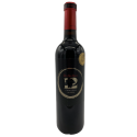 Red wine Chinchilla Doble Doce from Ronda bottle 750ml.