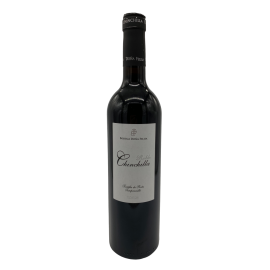 Red wine Chinchilla Tintilla de Rota from Ronda bottle 750ml.