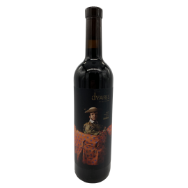 Red wine DV Aires from Ronda bottle 750ml.