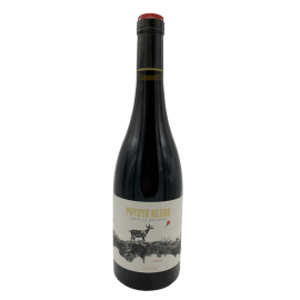 Red wine aging Payoya Negra bottle 750ml