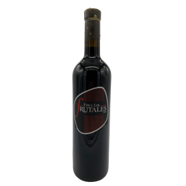 Red wine Igualado cellar Joaquin Fernandez from Ronda bottle 750ml.